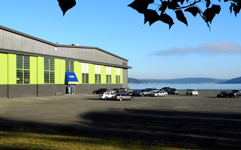 Arena Sports Magnuson Location Exterior