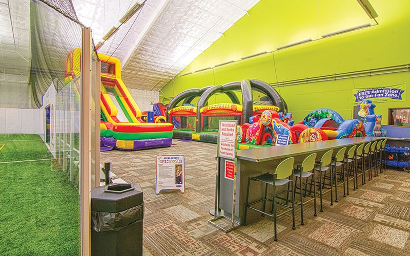 Issaquah Location FunZone Inflatables