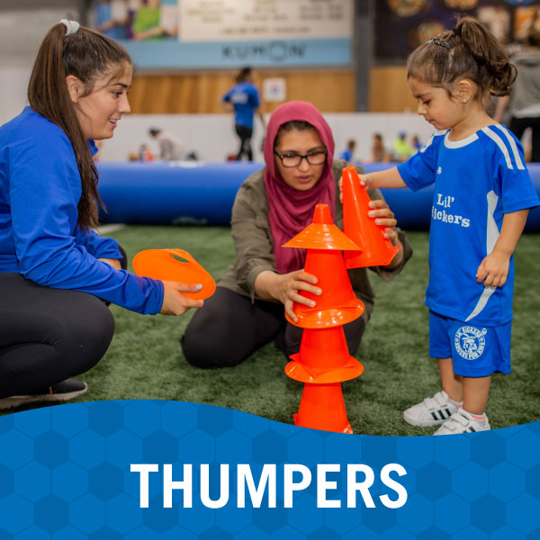 Lil' Kickers Thumpers